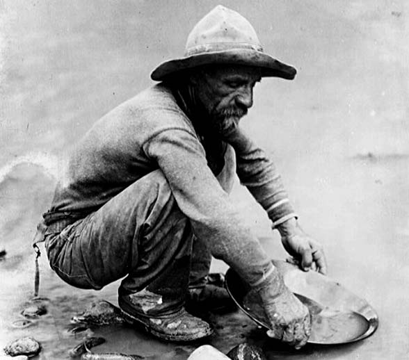 American-gold-miners