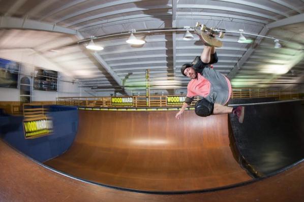 Skateboarding's Olympics: Neal Hendrix Interview