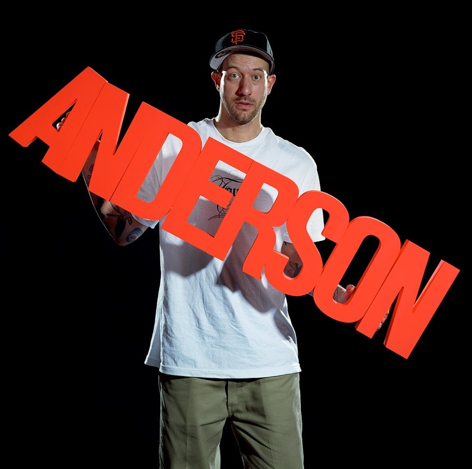A. Hero's Welcome: Brian Anderson Interview